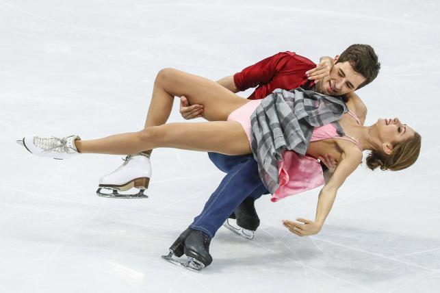 Alexandra Nazarova i Maxim Nikitin