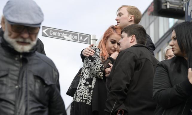 Ciężarówka wjechała w tłum w Sztokholmie, trzy osoby zabite. ZDJĘCIA Z MIEJSCA ATAKU