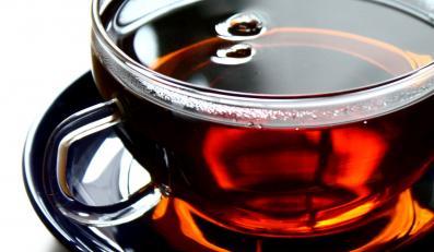 Herbatka jest dobra na wszystko