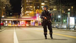 Alarm w Oslo. Znaleziono bombę