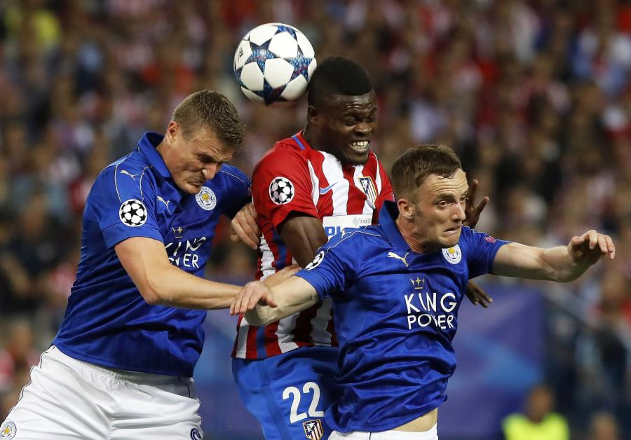 Atletico Madryt - Leicester City