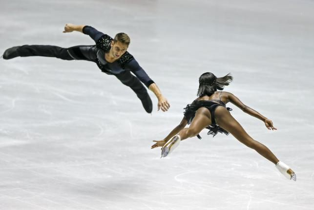 Vanessa James i Morgan Cipres