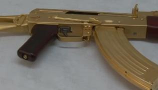 Złoty AK-47