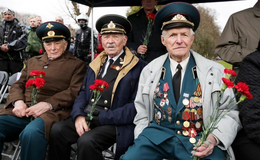 Rosyjscy weterani
