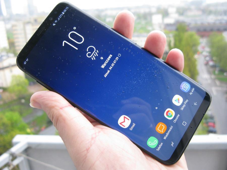 Note 8 będzie wyglądał prawie jak Samsung Galaxy S8 Plus