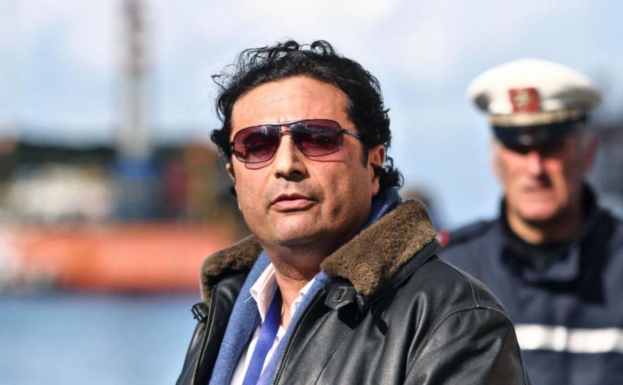 Kapitan Francesco Schettino