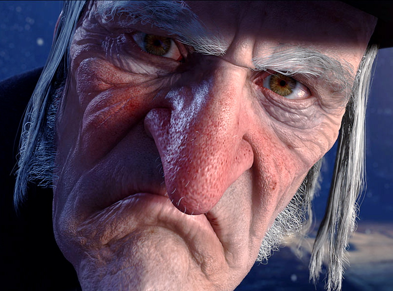 Kadr z animacji 3D \