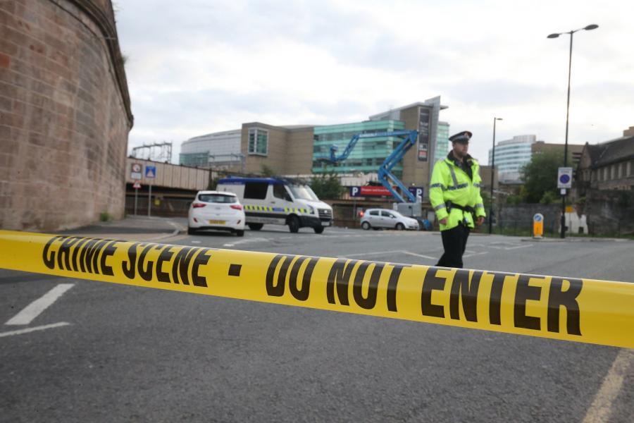 Manchester zamach