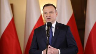 Andrzej Duda prezydent