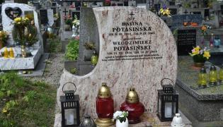 Grób generała Włodzimierza Potasińskiego