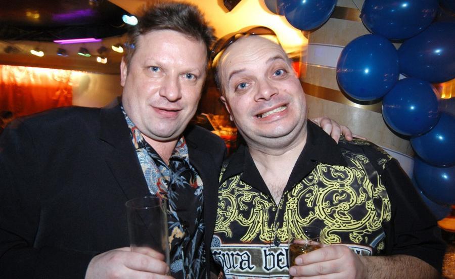 Jarek Janiszewski, Krzysztof Skiba