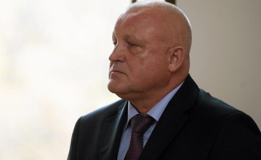 Skazany Piotr Rybak