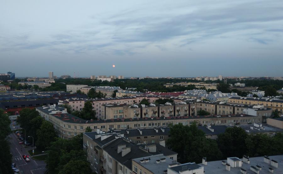 Zdjęcie zrobione aparatem w telefonie HTC U11 o godz. 20:56