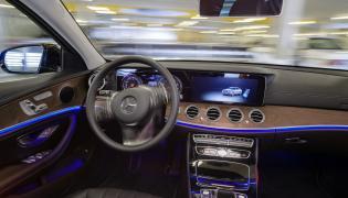 LG Electronics będzie rozwijał technologie wykorzystywane w pojazdach autonomicznych