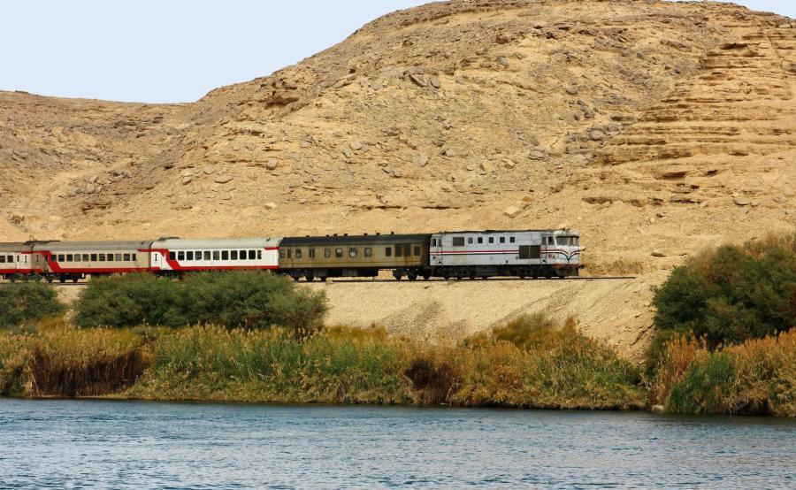 Egipski pociąg