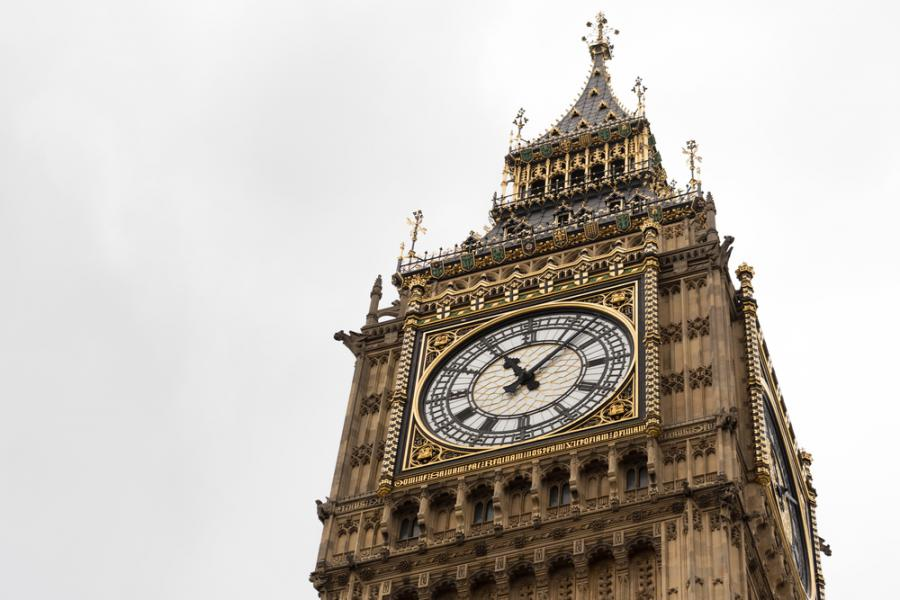 Big Ben zamilknie
