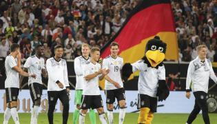 Piłkarze reprezentacji Niemiec