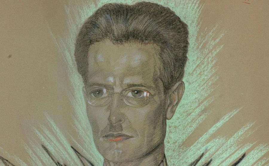 Portret Stefana Glassa - Witkacy