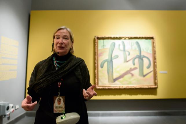 Frida Kahlo i Diego Rivera. Polski kontekst (11)