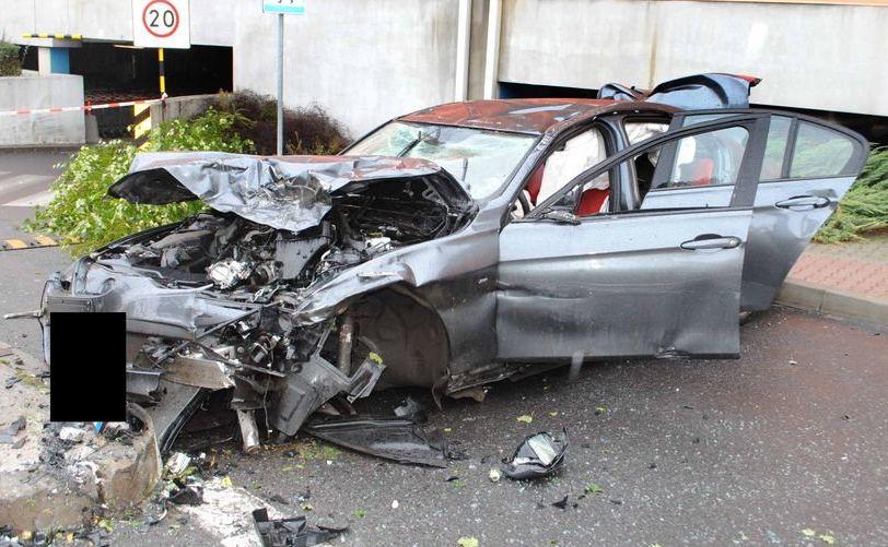 Świadkowie lub osoby posiadające nagrania z kamery samochodowej proszone są o kontakt z Komendą Miejską Policji w Katowicach