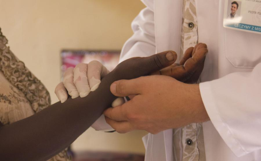 Lekarze w Kenii