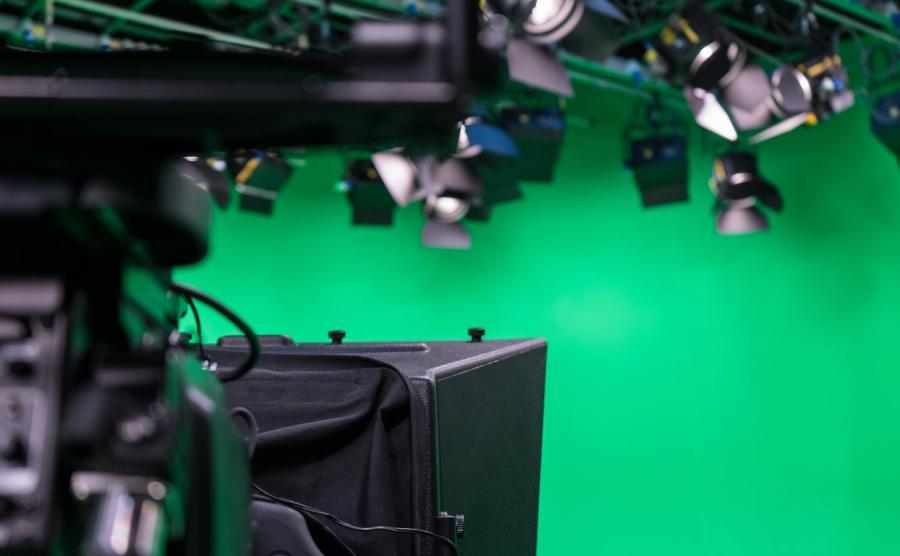 Telewizja, studio telewizyjne