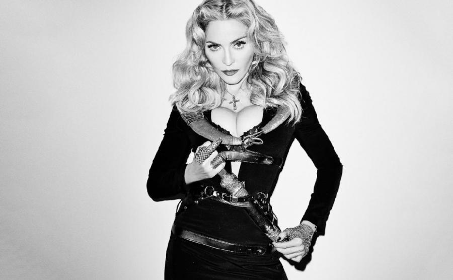 Madonna w obiektywie Terry\'ego Richardsona