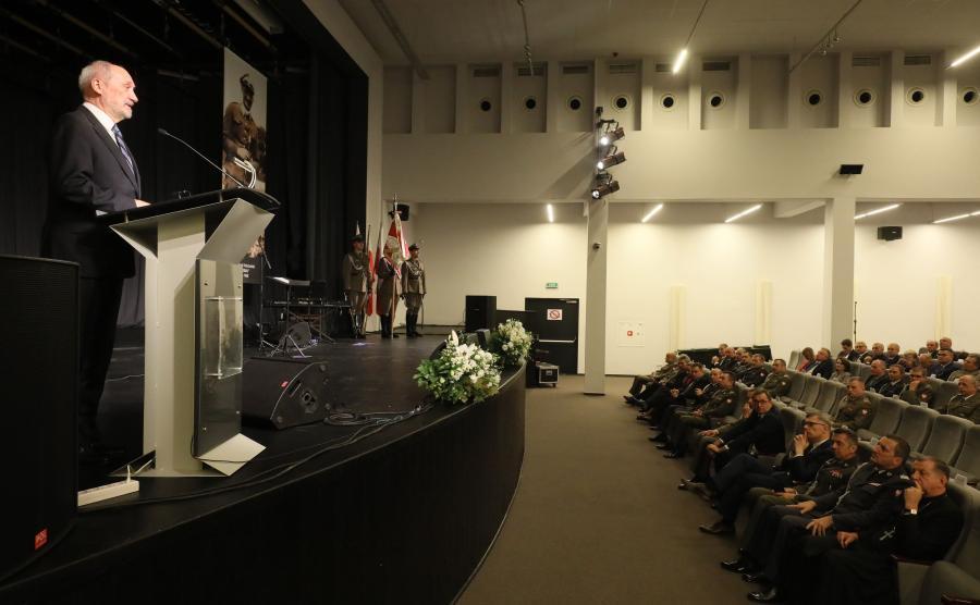 Inauguracja roku szkolnego w Akademii Sztuki Wojennej
