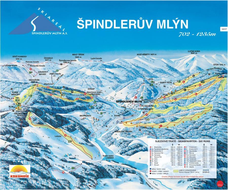 """""""Szpindlerowy Młyn"""", Czechy"""
