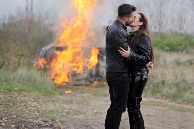 """Film Patryka Vegi """"Kobiety Mafii"""""""
