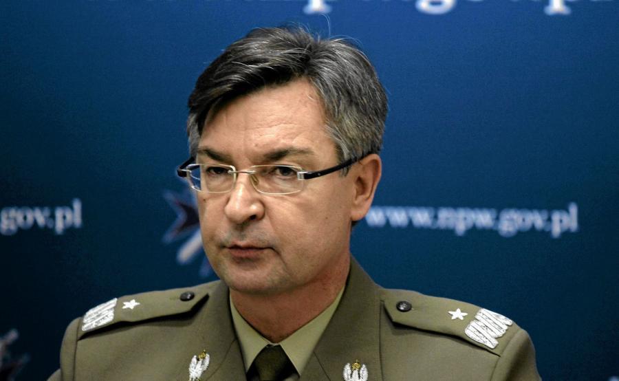 Generał Krzysztof Parulski
