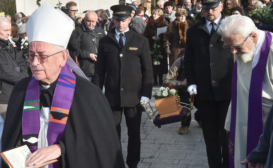 Biskup Pieronek i ksiądz Boniecki