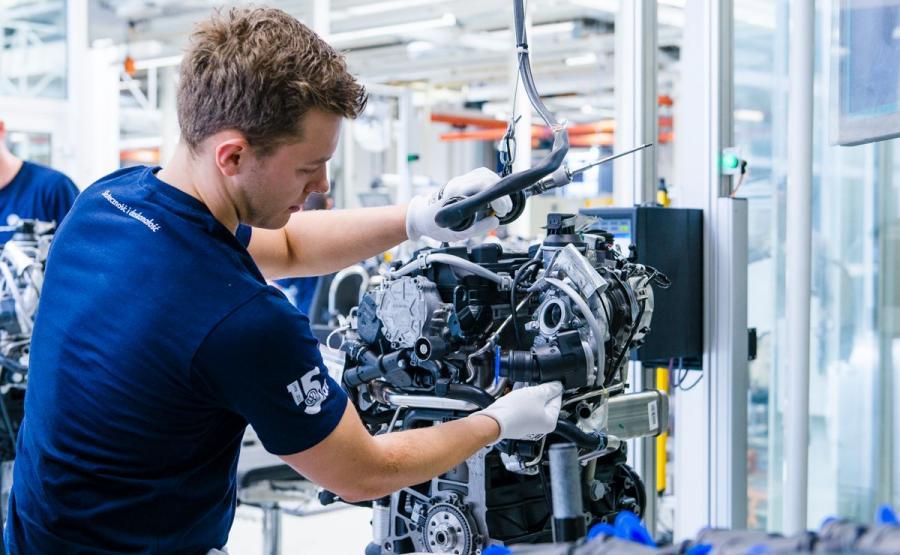 Nowe silniki TDI o pojemności 2.0 l, które zjadą z taśmy za dwa lata, będą montowane w samochodach marek należących do koncernu VW, czyli Volkswagen, Skoda i Seat