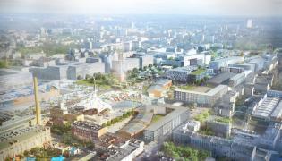 Łódź - prezentacja Expo 2022