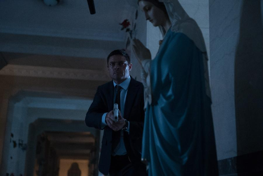 """""""M jak Morderca"""". Obraz w kinach 5 stycznia 2018 roku."""