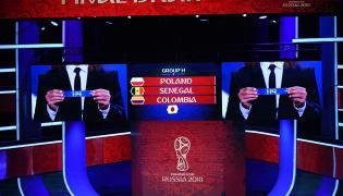 Polska została wylosowana z numerem 1 w grupie H