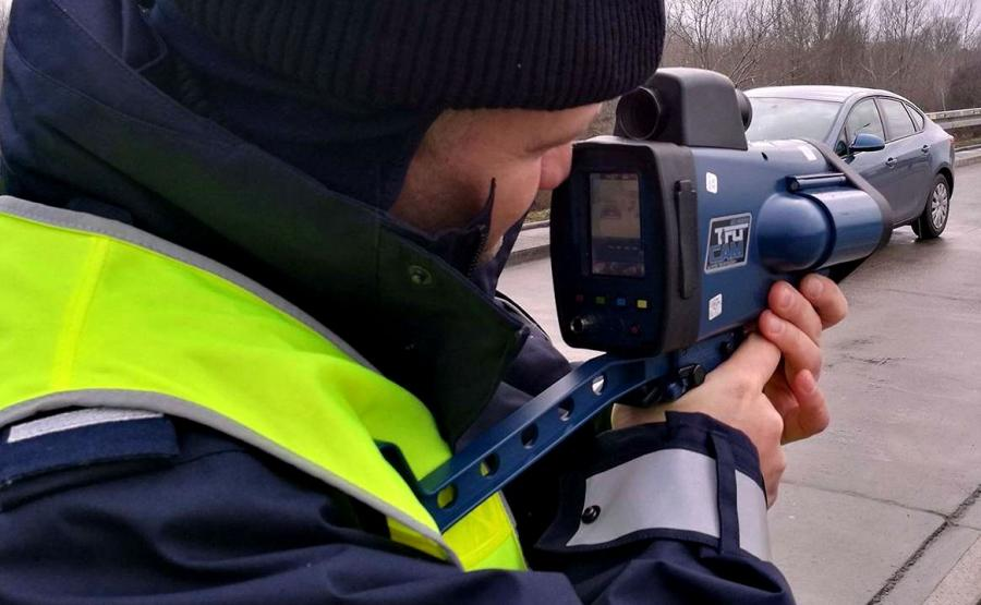 Policja odebrała 200 mierników prędkości LTI 20/20 TruCam