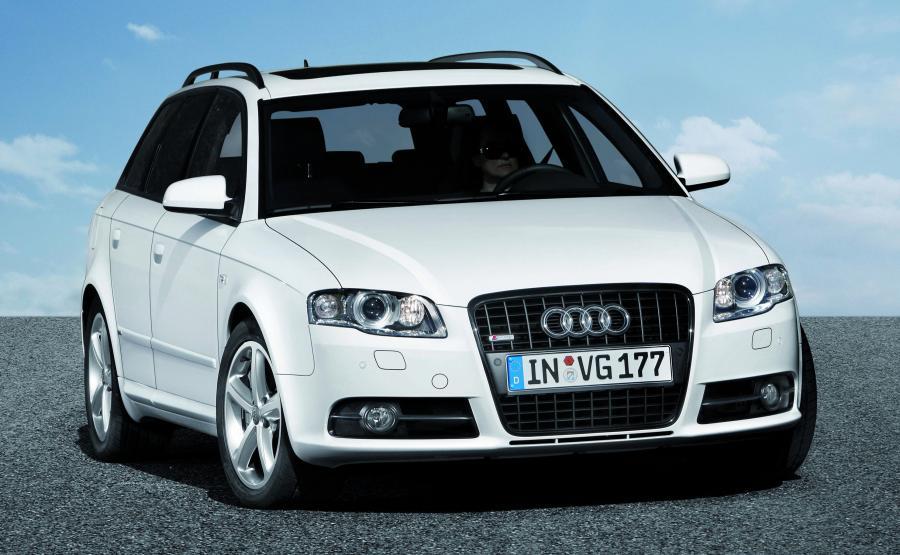 Audi A4 z lat 2001-2008