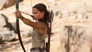 "Alicia Vikander jako Lara Croft. Polska premiera filmu ""Tomb Rider"" 6 kwietnia"