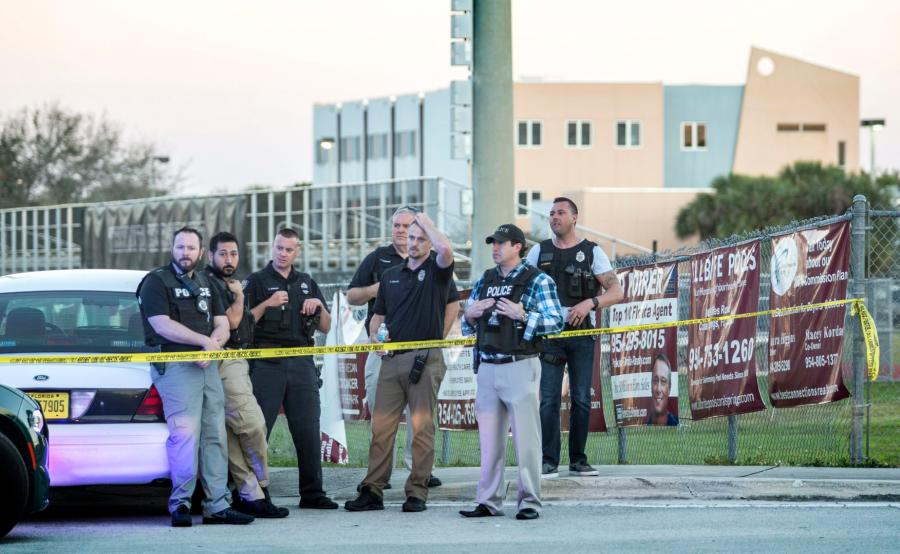 Parkland, Floryda, strzelanina na terenie szkoły