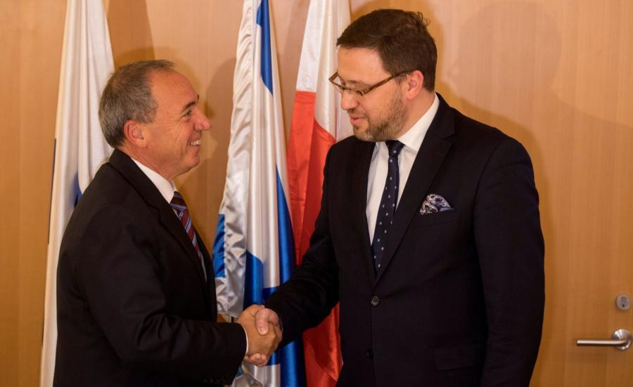 Yuval Rotem i Bartosz Cichocki
