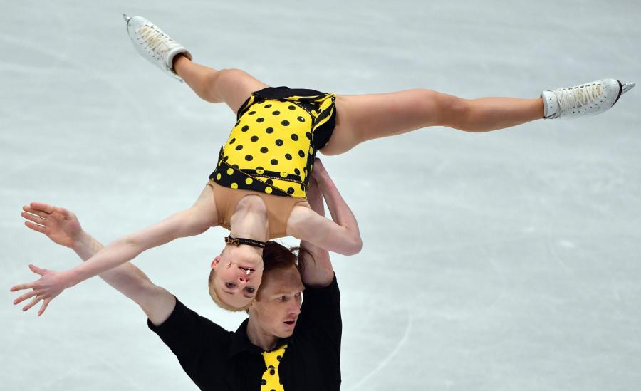 Evgenia Tarasova i Vladimir Morozov