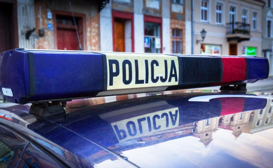 Polska policja;radiowóz