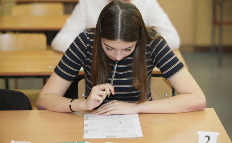 Egzamin ósmoklasisty Tylko Dla Orłów Trudny Z Dużą Liczbą Zadań