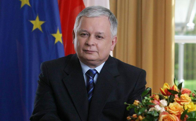 Prezydent Lech Kaczyński