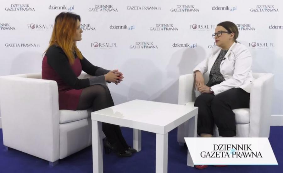 Joanna Maćkowiak-Pandera w rozmowie z Karoliną Bacą-Pogorzelską