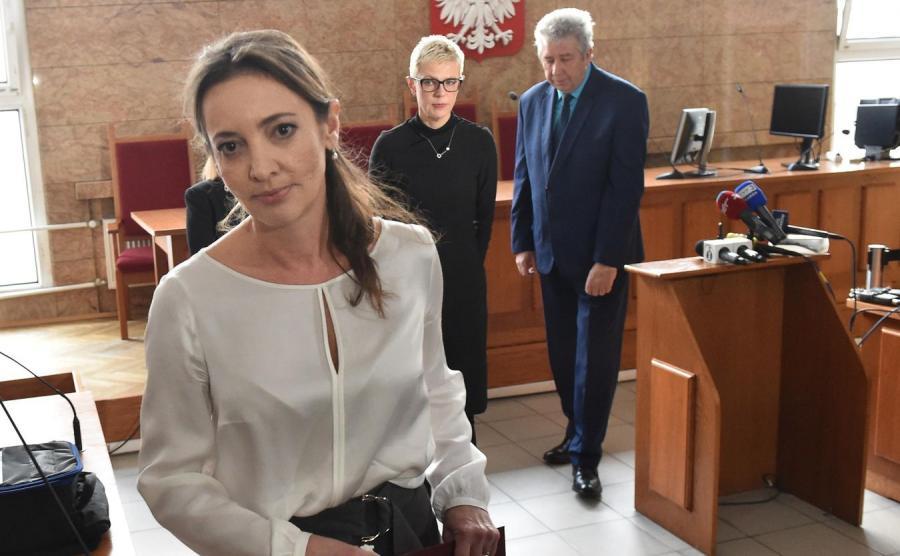 Prezes Sądu Okręgowego w Krakowie Dagmara Pawełczyk-Woicka