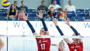 Malwina Smarzek i Gabriela Polańska