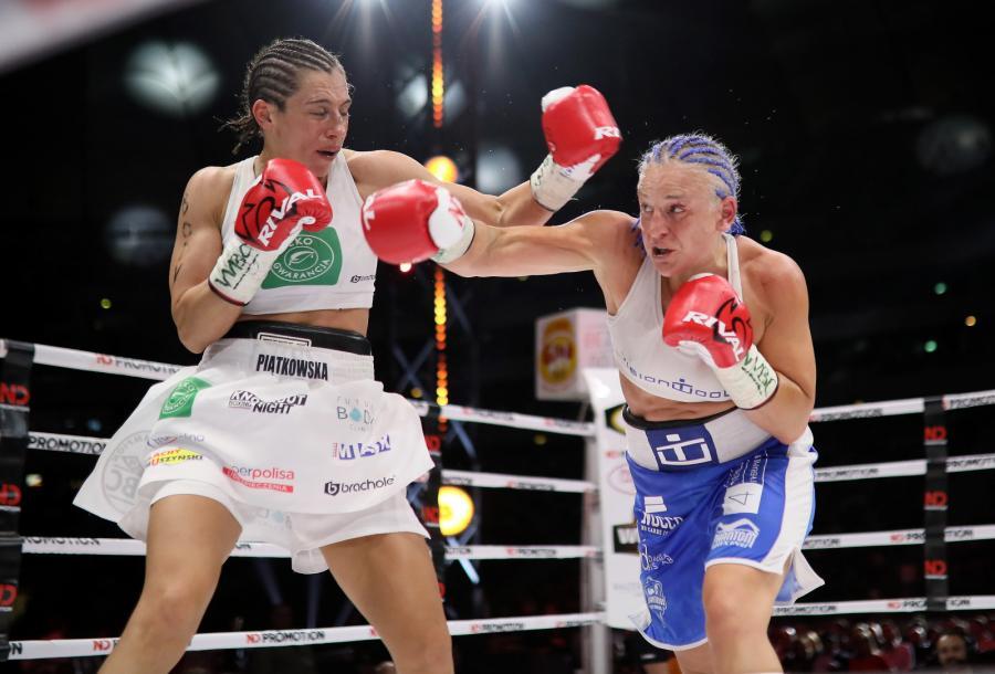 Ewa Piątkowska i Maria Lindberg