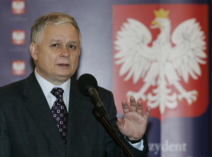 Kaczyński chce być chroniony jak prezydent USA